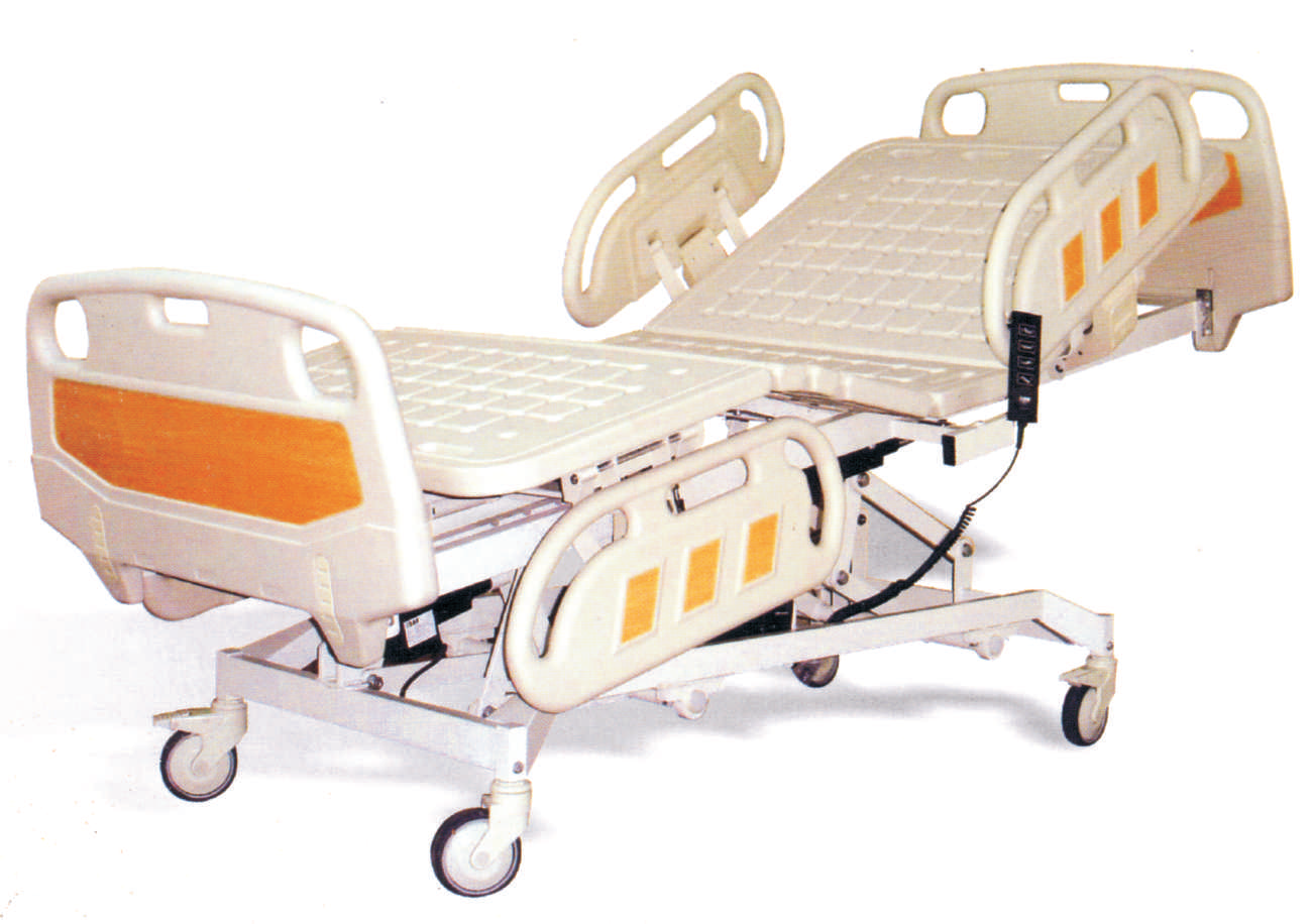 5 FUNCTION MOTORIZED BED