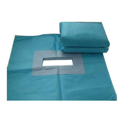 GENERAL SURGICAL SHEET WITH OP DRAPE